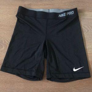 Nike Pro Training Spandex Shorts
